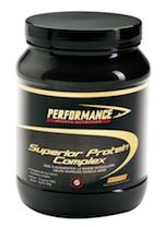 Test et avis : Superior Protein Complex de Performance Nutrition