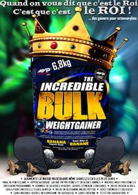 Bodxl Incredible Bulk