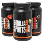 Test et avis : Weight Gain de Gorilla Sports