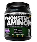 Test et avis : Monster Amino de Cytosport