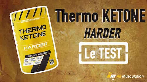 Test et avis : Thermo Ketone de Harder