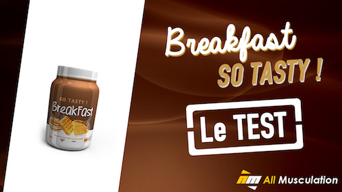 Test et avis : Breakfast So Tasty