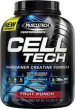 Test et avis : Cell Tech de MuscleTech