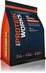 Test et avis : Whey Protein 80 de The Protein Works