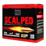 Fat Burner Scalped de NG Nutrition