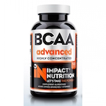 Test et avis : BCAA Advanced de Impact Nutrition