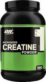 Créatine Powder de Optimum Nutrition