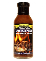 Test et avis : Sauce Barbecue Walden Farm