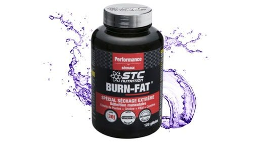 BURN FAT® de STC Nutrition